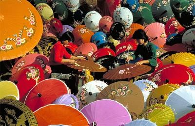 Đồ lưu niệm không thể không mua ở Chiang mai