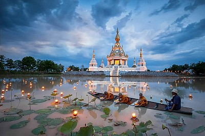 Du lịch Khon Kaen Thái Lan: bỏ túi kinh nghiệm mới nhất 2019