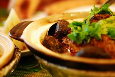 Du lịch Thái Lan - thưởng thức món Ayam Buah Keluak