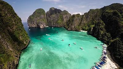 Du lịch Thái Lan đừng quên ghé vịnh Phang Nga