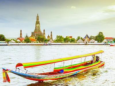 Du lịch Thái Lan khám phá vương quốc của hạnh phúc