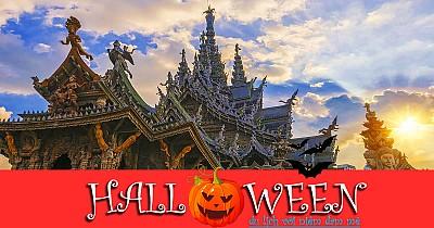 Hai ngày ở Pattaya trong dịp Halloween nên đi đâu?