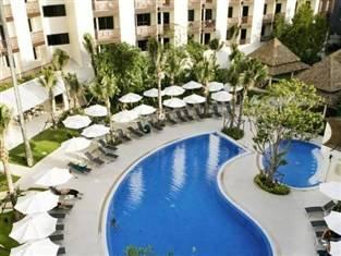 Hotel Ibis Patong Phuket khách sạn ba sao nằm trong khu Patong