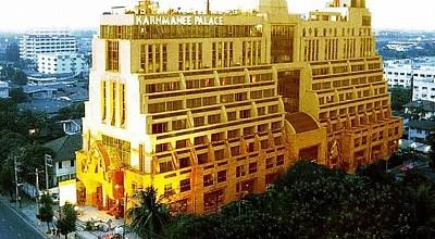 Khách sạn Karmanee 1 Pradiphat Road, Phayathai District, 10400 Bangkok, Thái Lan
