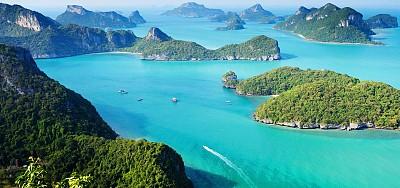 Khám phá hòn đảo đẹp tựa thiên đường mang tên Koh Chang của Thái Lan
