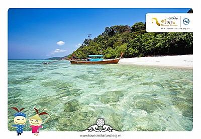 Ko Tarutao - Nơi Được Coi Là Phú Quốc Của Thái Lan