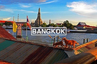 Nếu chỉ có một ngày ở Bangkok...
