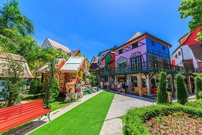 Những địa điểm đẹp như châu Âu ở Thái Lan