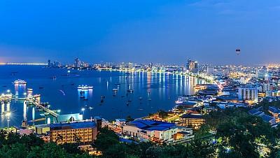 Những điểm du lịch tại thành phố Pattaya khi tới Thái Lan