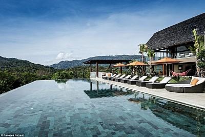 Những khu resort như mơ ở Thái Lan