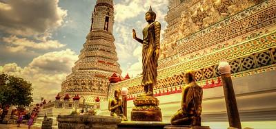 Những lý do khiến du khách mê đắm Phuket Thái Lan