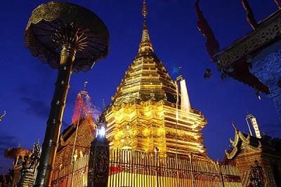 Những trải nghiệm lý thú ở Chiang Mai
