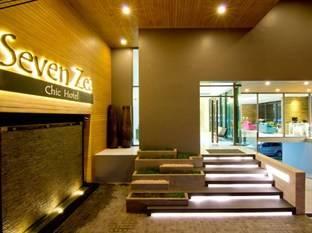 Seven Zea Chic Hotel  một điểm lý tưởng để khởi hành