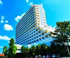 Sun City Pattaya Hotel là khách sạn 4 sao có vị trí đẹp ở nơi đây