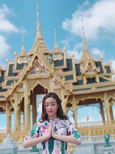 Theo chân nàng Hoa hậu khám phá Phuket