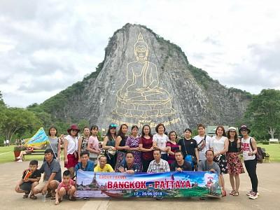 Hành trình Bangkok - Pattaya 4 ngày 3 đêm