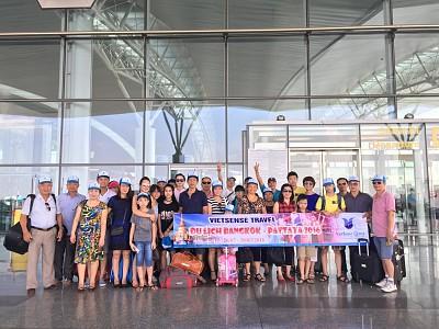 TOUR BANGKOK - PATTAYA 5N4Đ - GIÁ SIÊU KHUYẾN MẠI