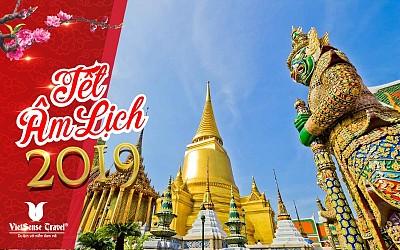 Tour Thái Lan Tết Âm Lịch 2020 Khởi Hành Mùng 2,3,4 Tết