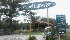 VUI CHƠI THẢ GA TẠI PHUKET GAMES ZONE - THÁI LAN