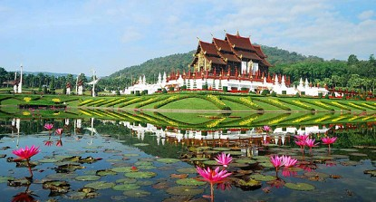 Đến Chiang Mai - Càng thăm quan càng thấy lãi