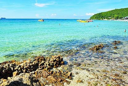 Đến với Pattaya – khám phá thiên đường đảo san hô Koh Larn