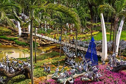 Khám Phá Vườn Thực Vật Nong Nooch Tuyệt Đẹp Ở Khi Tới Thái Lan