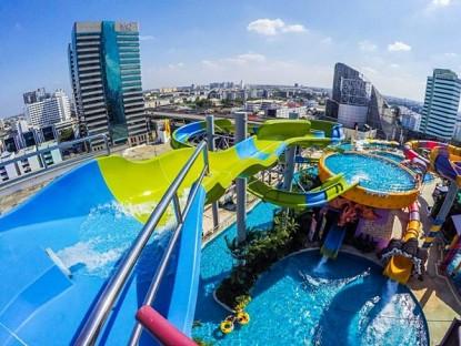 Kidzania, một thế giới vui chơi dành cho trẻ nhỏ khi tới thăm đất nước Thái Lan, 2018