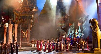 Tìm hiểu trọn gói về nền văn hóa Thái Lan qua rạp hát Siam Niramit ở Bangkok, 2018