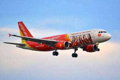 Vé Máy Bay Đi Thái Lan Của Hàng Không Vietjet Air
