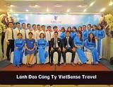 VietSense Travel Hân Hoan Kỷ Niệm 5 Năm Thành Lập Công ty