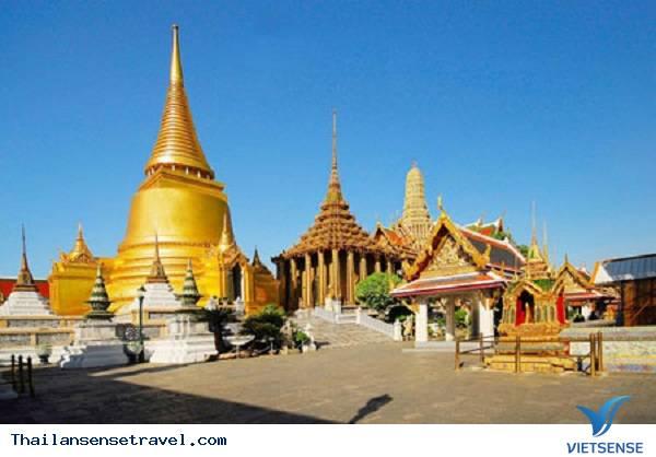 Ghé thăm ngồi chùa nổi tiếng tại Thái Lan - Ảnh 1