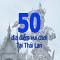 50 địa điểm vui chơi, thăm quan ưa thích tại Thái Lan