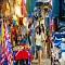 Chợ trời Chatuchak - Thiên đường đồ ăn vặt của Bangkok Thái Lan