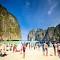 Du lịch Thái Lan đầu hè với bãi cát mịn và biển xanh