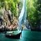 Ngắm phố cổ Phuket khi du lịch Thái Lan