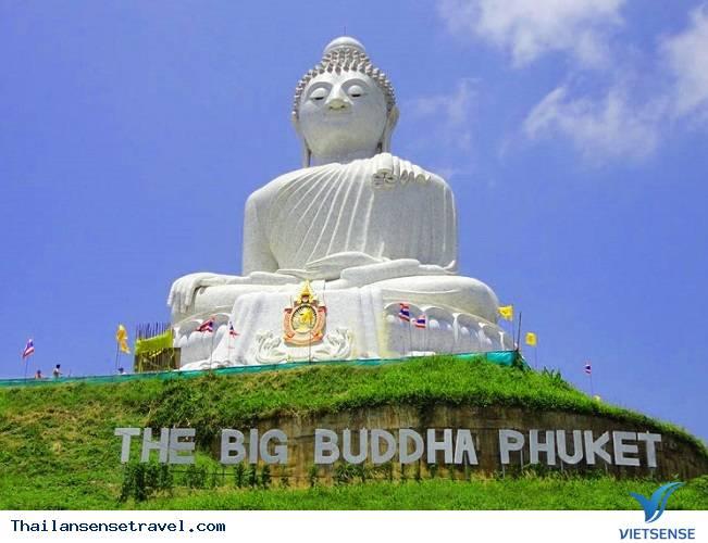 Thăm tượng Phật lớn