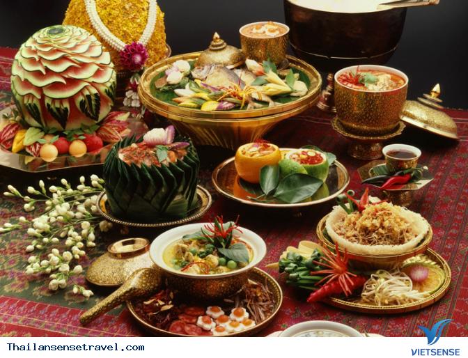 Đẹp mắt các món Chao Wang của Thái Lan - Ảnh 2