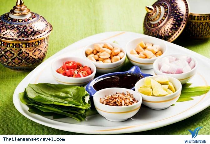 Đẹp mắt các món Chao Wang của Thái Lan - Ảnh 1