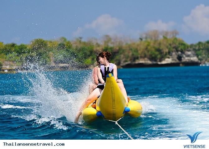 Phuket -  nơi tạo nên sự mới lạ trong lễ hội té nước - Ảnh 1