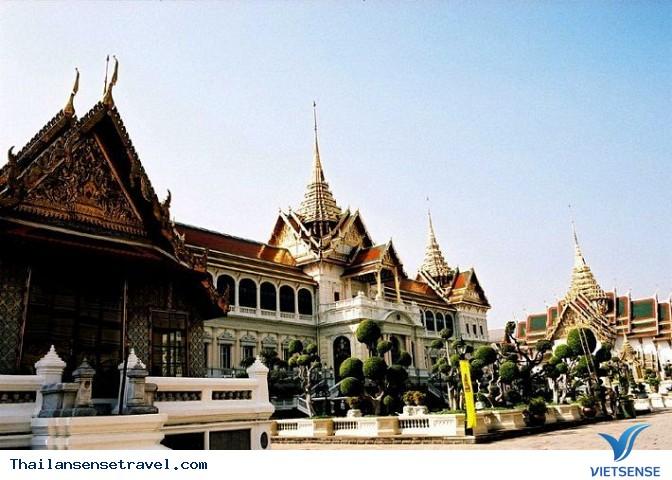 Chiêm ngưỡng Hoàng cung lộng lẫy của Thái Lan - Ảnh 5