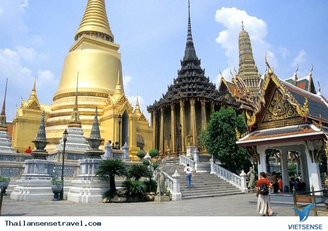 Chiêm ngưỡng Hoàng cung lộng lẫy của Thái Lan - Ảnh 6