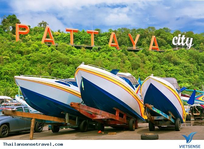 Pattaya - thành phố party của Thái Lan