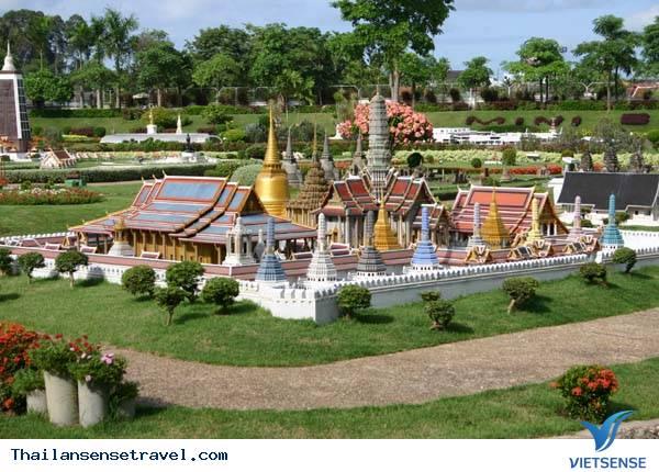 Công Viên Thu Nhỏ Mini Siam - Ảnh 1
