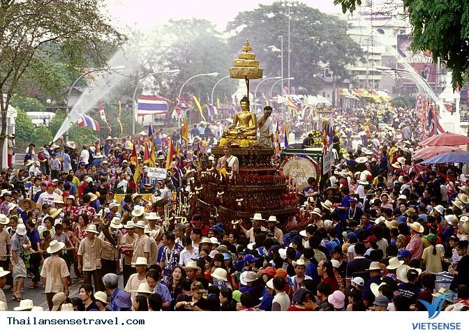 Dự tết Songkran Thái Lan với giá rẻ chưa từng có - Ảnh 8
