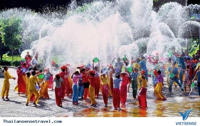 Dự tết Songkran Thái Lan với giá rẻ chưa từng có - Ảnh 3