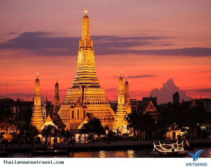 Thủ đô Bangkok - điểm thu hút du khách bậc nhất với lễ hội té nước - Ảnh 2