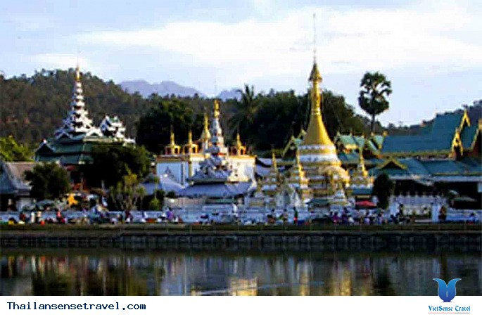 Chán Bangkok, ghé thăm tỉnh cực Tây của Thái Lan - Ảnh 3