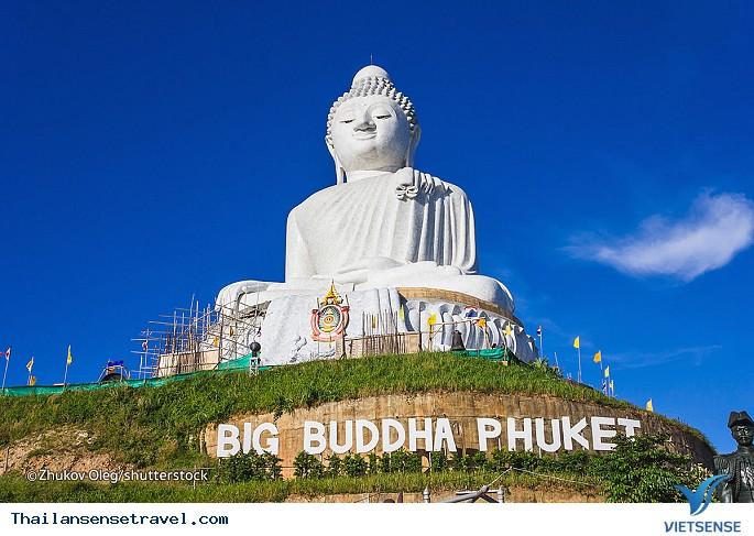 Ngày 1: Wat Chalong, tượng Phật Big Buddha, ăn uống trên đường phố Phuket - Ảnh 2
