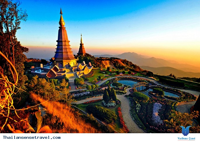 Vẻ đẹp Chiang Mai qua mắt người trẻ Việt Nam. - Ảnh 1