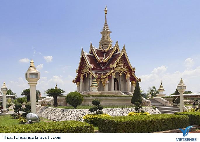 Ghé thăm thành phố vừa đẹp vừa giàu tính văn hóa ở Thái Lan - Ảnh 1